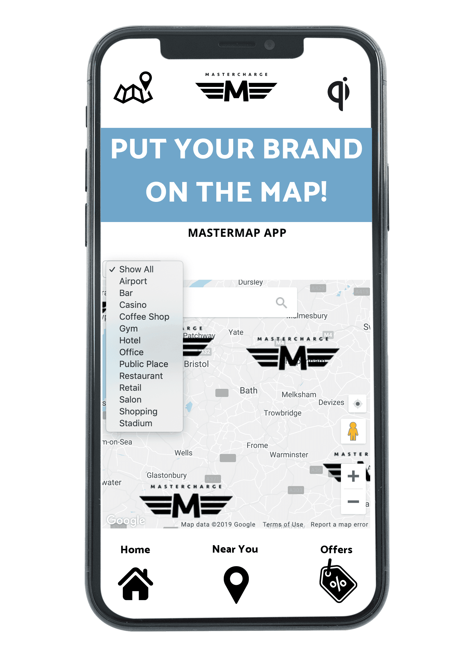 MasterMap App